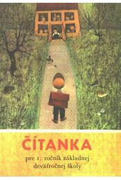 Cítanka - Régikönyvek