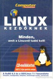 Linux kezdőknek - Régikönyvek
