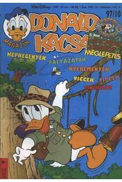 Donald Kacsa 1997/10. - Régikönyvek