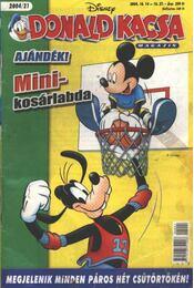Donald Kacsa 2004/21. - Régikönyvek