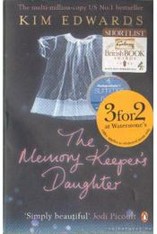 The Memory Keeper's Daughter - Régikönyvek