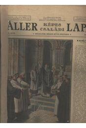 Áller Képes Családi Lapja IV. évf. 27. szám - Régikönyvek