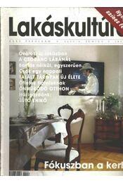 Lakáskultúra 2000/6. június - Régikönyvek