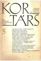 Kortárs 1988/5. - Régikönyvek