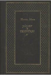 József és testvérei IV. - Régikönyvek