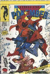 A Csodálatos Pókember 1991/10. 29. szám - Régikönyvek