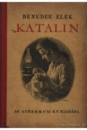 Katalin - Régikönyvek