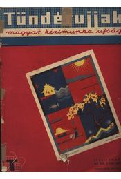 Tündérujjak 1936. január XII. évf. 1. - Régikönyvek