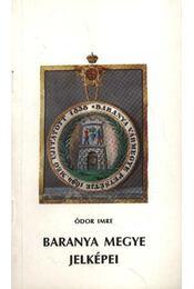Baranya megye jelképei - Régikönyvek