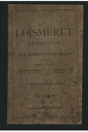 A lóismeret kézikönyve - Régikönyvek