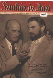 Szinház és Mozi 1955. május VIII. évfolyam 21. szám - Régikönyvek