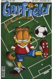 Garfield 2006/6. 198. szám - Régikönyvek