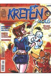 Kretén 2001/5. 51. szám - Régikönyvek