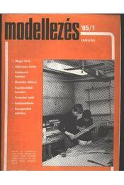 Modellezés 1985. évfolyam - Régikönyvek