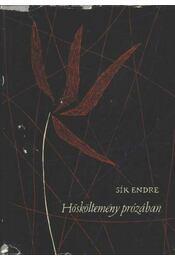 Hősköltemény prózában - Régikönyvek