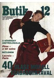 Butik 1991/12 - Régikönyvek