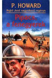 Pipacs a fenegyerek - Régikönyvek