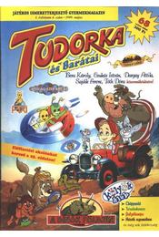 Tudorka és barátai I. évfolyam 4. szám - Régikönyvek