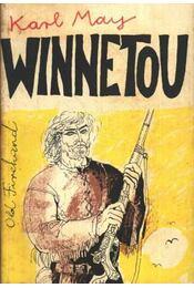 Winnetou 3. Old Firehand - Régikönyvek