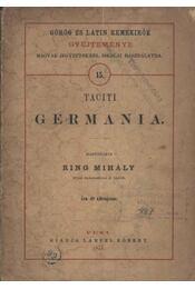 Taciti Gemania - Régikönyvek