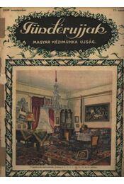 Tündérujjak 1926. szeptember 17. szám - Régikönyvek