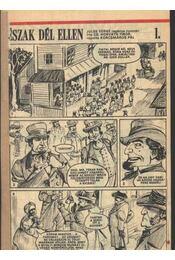 Észak dél ellen 1987. (41-88. szám 21. rész) - Régikönyvek