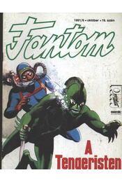 Fantom 19. 1991/6 október - Régikönyvek