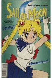 Sailor Moon 1999/6 június 6.szám - Régikönyvek