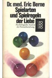 Spielarten und Spielregeln der Liebe - Régikönyvek