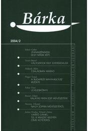 Bárka 2004/2 - Régikönyvek