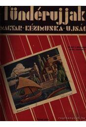 Tündérujjak 1933 - Régikönyvek
