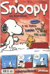 Snoopy és barátai 2001/3. 3. szám december - Régikönyvek
