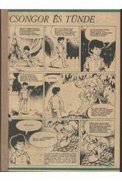 Csongor és Tünde (Füles 1989. 14-36 szám. 1-18 rész) - Régikönyvek