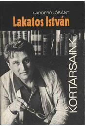 Lakatos István - Régikönyvek