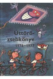 Úttörőzsebkönyv 1976-1977 - Régikönyvek