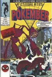 A Csodálatos Pókember 1994/6 június 61. szám - Régikönyvek