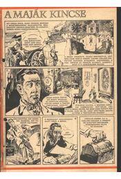 A maják kincse 1979. (41-80. szám 19. rész) - Régikönyvek