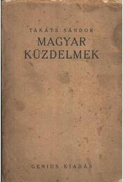 Magyar küzdelmek - Régikönyvek
