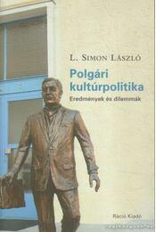 Polgári kultúrpolitika - Régikönyvek
