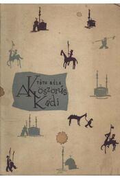 A köszörűs kádi - Régikönyvek