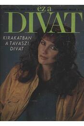 Ez a Divat különszám 1981/3 - Régikönyvek