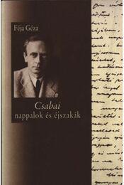 Csabai nappalok és éjszakák (dedikált) - Régikönyvek