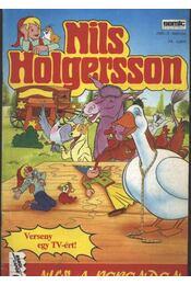 Nils Holgersson 1991/3 március 34. szám - Régikönyvek