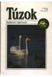 Túzok 1997. március 2. évfolyam 1. szám - Régikönyvek