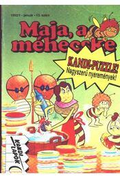 Maja, a méhecske 1992/1 Január 13. szám - Régikönyvek