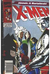 X-men 1993/6 szeptember 11. szám - Régikönyvek