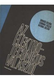 Az elektrotechnikus válaszol - Régikönyvek