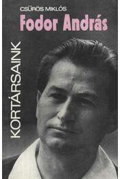 Fodor András - Régikönyvek