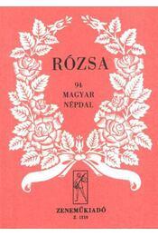 Rózsa - Régikönyvek