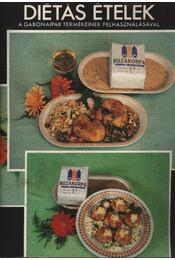 Diétás ételek - Régikönyvek